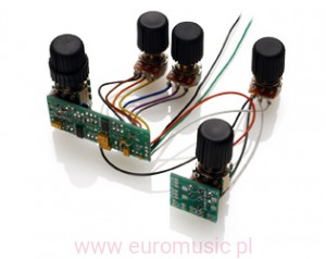 EMG-BQS System-Equalizer do basu